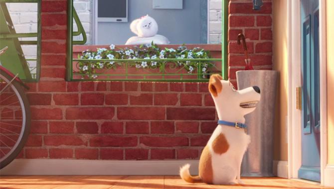 The Secret Life Of Pets Trailer