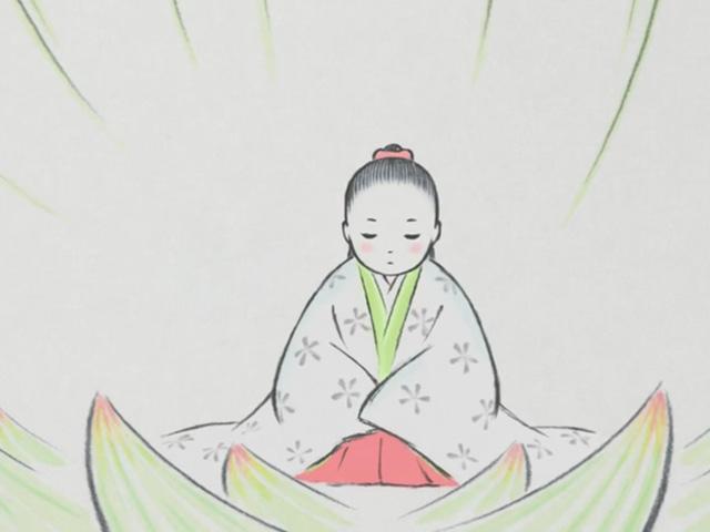 The Tale Of The Princess Kaguya Trailer