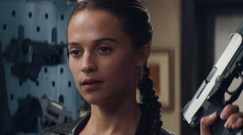 Tomb Raider [2018] Trailer