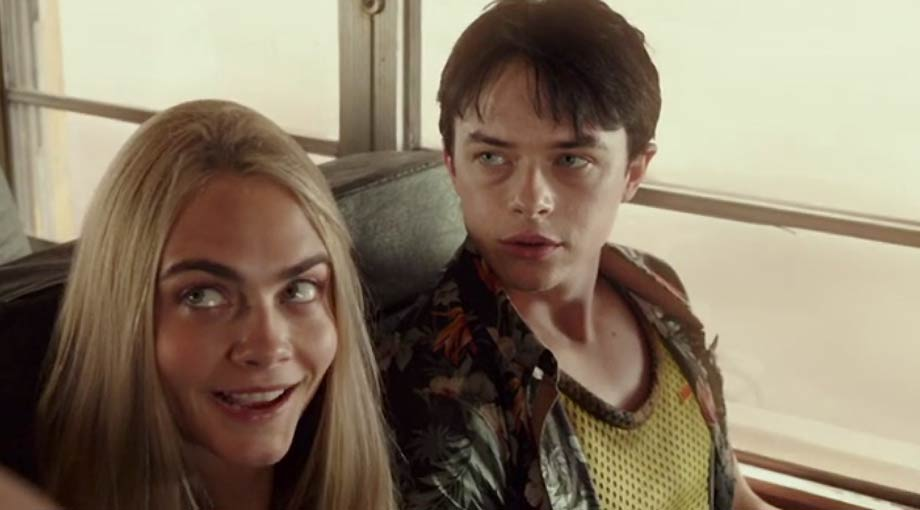 Valerian And The City Of A Thousand Planets - Trailer and Featuette