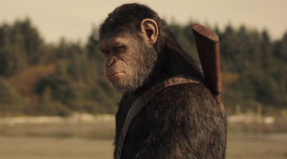 War For The Planet Of The Apes - Trailer