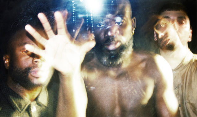 Young Fathers - Get Up Video Video