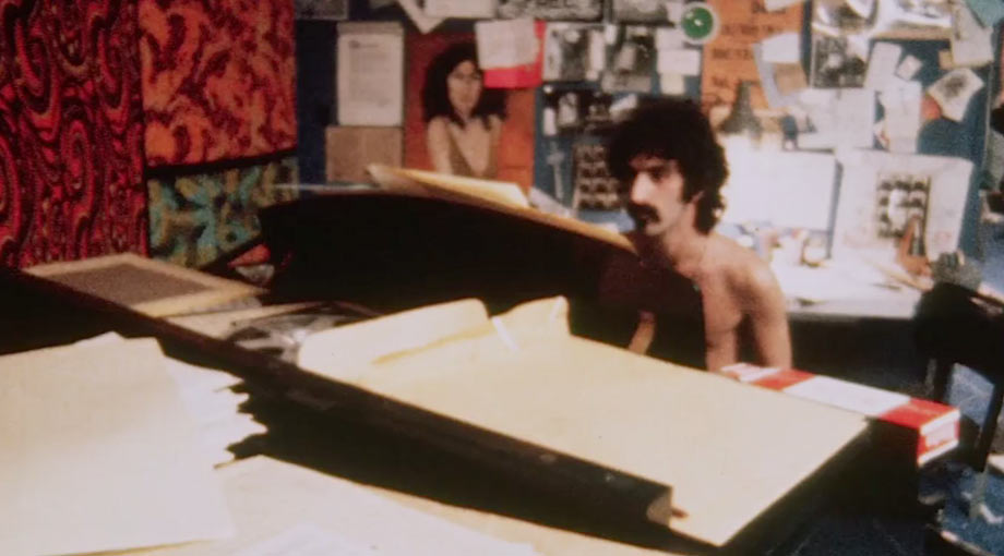 Eat That Question: Frank Zappa in His Own Words Trailer