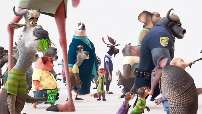 Zootopia Trailer