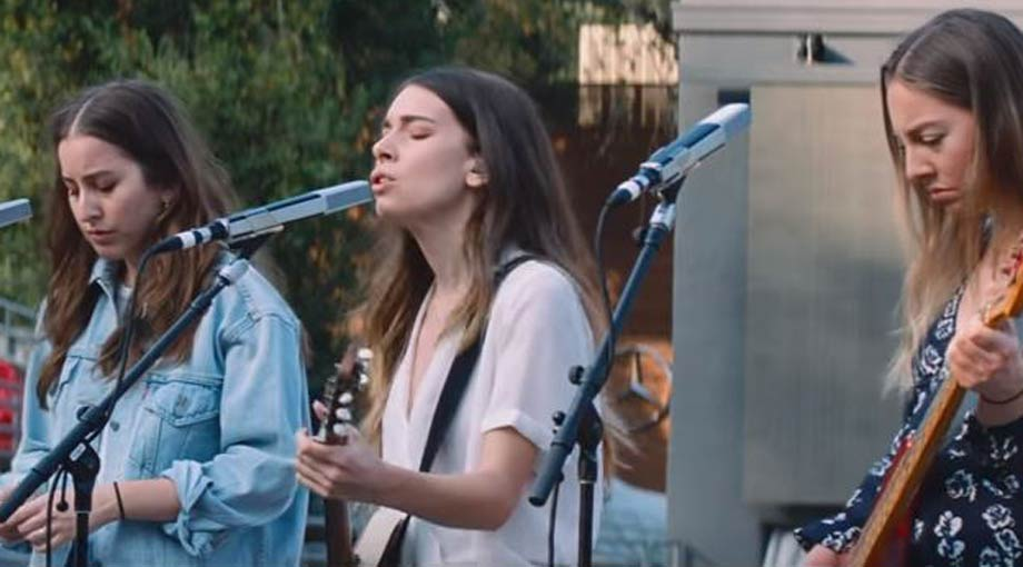 HAIM - Night So Long (Live At The Greek) Video Video