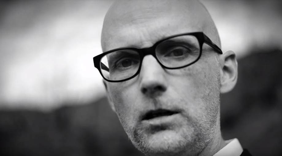 Moby - Mere Anarchy Video Video