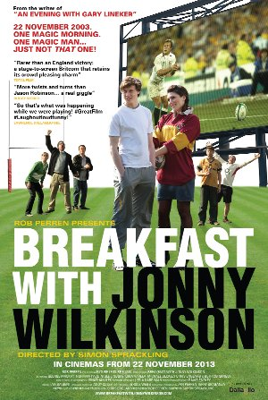 Breakfast With Jonny Wilkinson