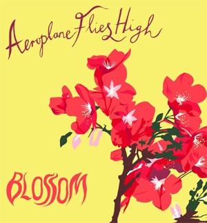 Aeroplane Flies High Announce  New Single 'Blossom' Released 7th October 2013