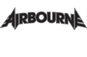 Airbourne's Third Album 'Black Dog Barking' Will Be Released May 21st 2013