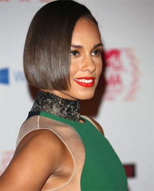 Alicia Keys Announces 'Girl On Fire' The Tour For May 2013
