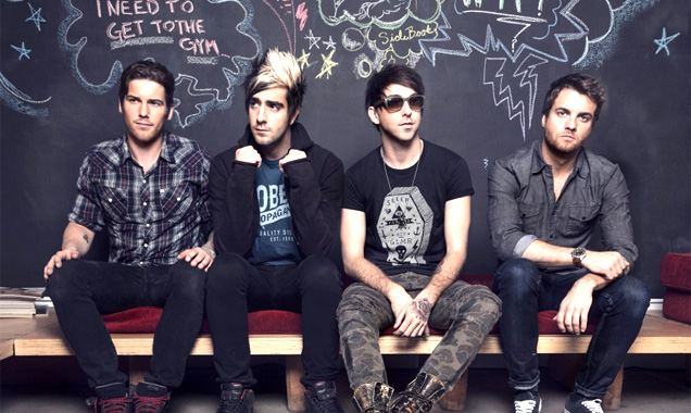 All Time Low Announce UK February 2015 Arena Tour With You Me At Six!