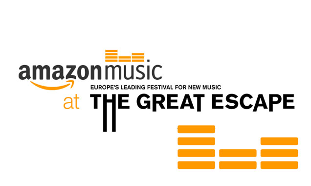 Amazon Stage Takeover At The Great Escape Festival & Secret Gig With Major UK Band Announced