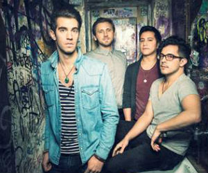 American Authors Release Debut Album 'Oh, What A Life' On March 4th 2014