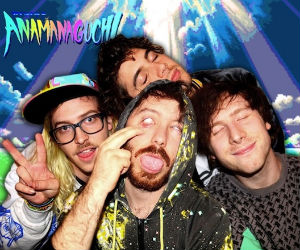 Anamanaguchi extends North American 2013 tour and release album 'Endless Fantasy' on May 14th