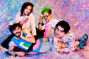 Anamanaguchi to make their Late Night with Jimmy Fallon debut on June 17th 2013