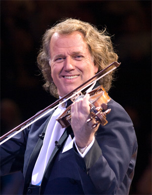 Andre Rieu Confirms 2013 Uk & Ireland Dates