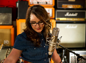 Andrea Begley Announces Debut Album 'The Message' Out October 21st 2013