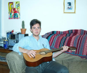 Andrew Cedermark album Home Life to be released on July 16th 2013