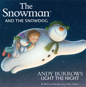 Andy Burrows Announces New Single 'Light The Night' Released Dec 23rd 2013
