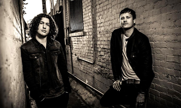 Angels And Airwaves Announce New Single 'The Wolfpack' From Forthcoming Album 'The Dream Walker' Out Dec 9th2014