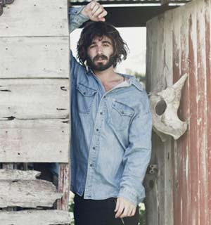 Angus Stone Announces New Album 'Broken Brights' Released July 16th 2012