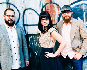 April Verch Band Announce London Show October 16th 2013