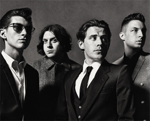 Arctic Monkeys Announce New album 'Am' To Be Released On September 9th 2013