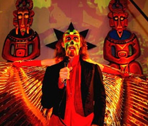 The Crazy World Of Arthur Brown Announces 45 Years Of Fire Tour 2013