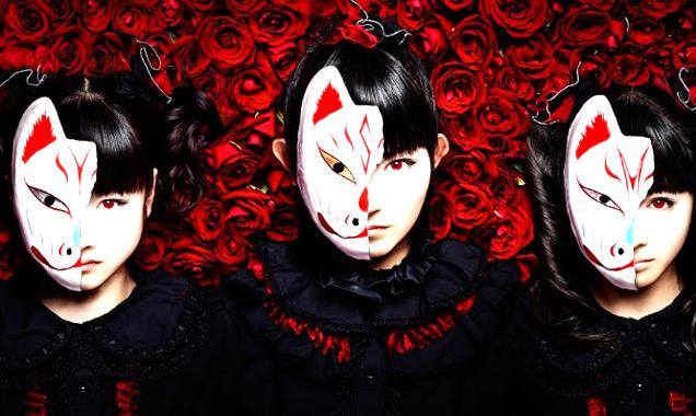 Babymetal To Make UK Debut At Sonisphere In July 2014