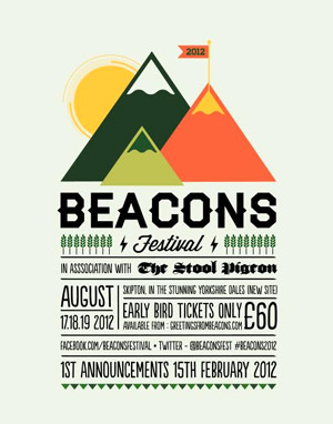 Beacons Festival 2012 New Attractions Announcement And Latest Line-Up And Ticket Details