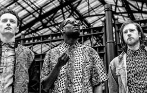 Benin City Announces Debut Album 'Fires In The Park'