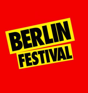 Berlin Festival 2013 - Running Order Revealed