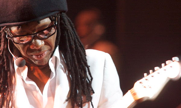 Bestival 2014 Reveal Sunday Night Headliners - Chic Featuring Nile Rodgers Desert Island Disco Finale