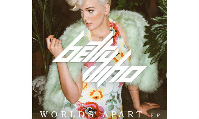 Betty Who Announces New Ep 'Worlds Apart' Due Out June 23rd 2014