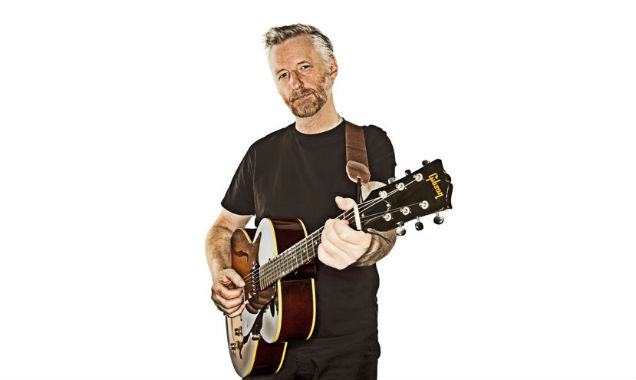 Billy Bragg Announces 'Live At The Union Chapel' New Dvd And Cd Out April 14th 2014