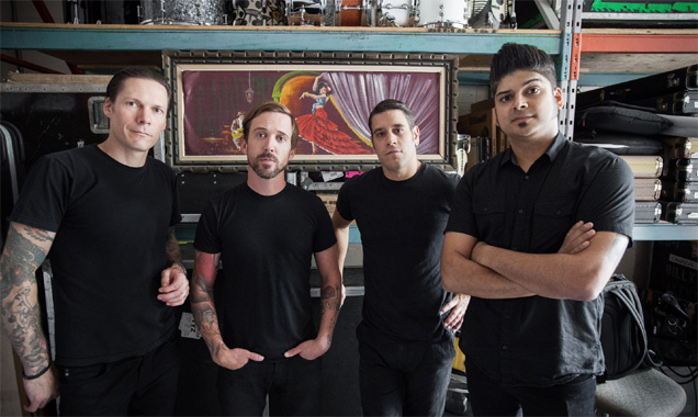 Billy Talent Announces UK Greatest Hits Compilation Release Of 'Hits' Out 23rd Feb 2015
