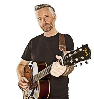 Billy Bragg To Release First Studio Album In Five Years 'Tooth & Nail' Released March 18th 2013