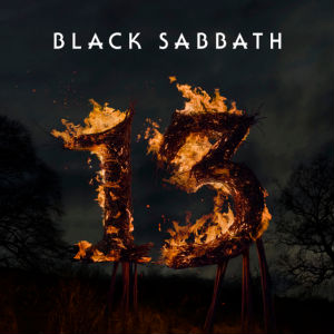 Black Sabbath heading for their first UK No.1 in 43 years with album '13'