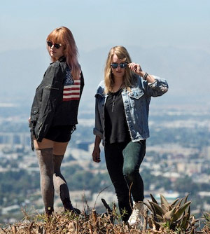 Bleached Announce Spring 2013 Tour Dates