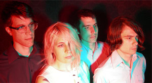 Bleeding Rainbow Announces US Tour With Cave Singers