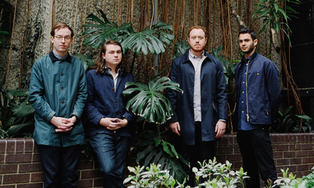 Bombay Bicycle Club Announce New Single 'Feel' Out In The Uk On The Out 19th May 2014