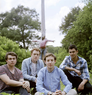 Bombay Bicycle Club Announce Details Of Their Biggest Uk Headline Tour This Autumn 2011
