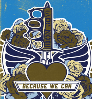 Bon Jovi's New Single 'Because We Can' Is Now Available At Itunes