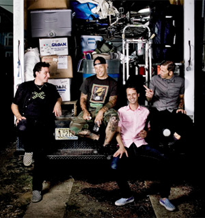 Bouncing Souls Sign To Rise Records, New Album 'Comet' Out 11th June 2012