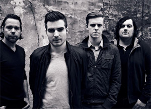The Boxer Rebellion's New Album 'Promises' Now Exclusively Streaming Via Itunes