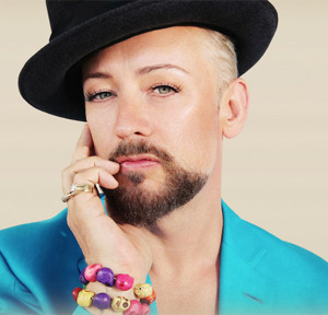Boy George Announces New Album 'This Is What I Do' Out October 28th 2013