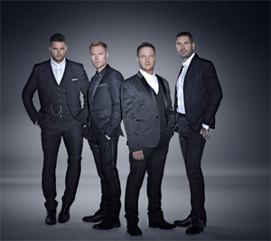 Boyzone Celebrate 20th Anniversary With Uk And Ireland 2013 Arena Tour