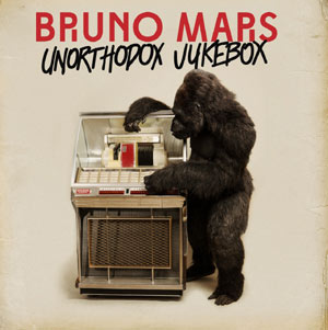 Bruno Mars Reveals 'Unorthodox Jukebox' Album Artwork And Tracklisting