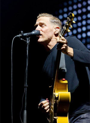 Bryan Adams To Play Acoustic Royal Albert Hall Show On 29th October 2012