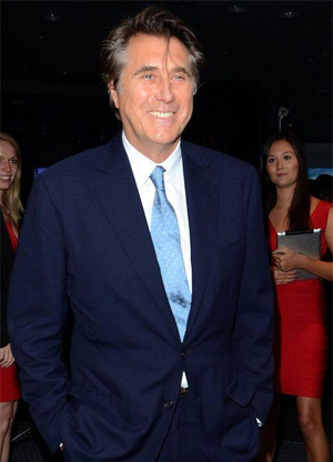 Bryan Ferry  Creates Jazz 'Voice' For  'The Great Gatsby'